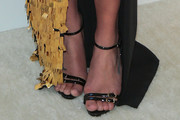Lea Michele Strappy Sandals