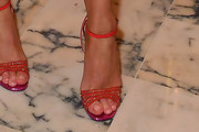 Rosie Huntington-Whiteley Strappy Sandals