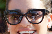 Lea Michele Cateye Sunglasses