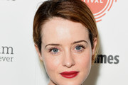 Claire Foy Ponytail