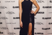Karlie Kloss Halter Dress