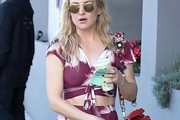 Kate Hudson Crop Top