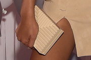 Chanel Iman Box Clutch