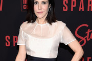 Mary-Louise Parker Fitted Blouse
