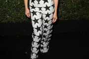 Selma Blair Print Pants