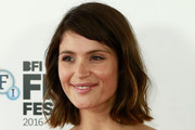 Gemma Arterton Short Wavy Cut