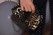 Diane Kruger Printed Purse