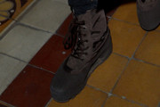 Kanye West Lace Up Boots