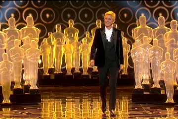 Ellen DeGeneres' Monologue for the 2014 Oscars
